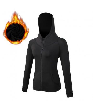 2019 Brand Autumn Winter Women's Hoodies Sweatshirts T Shirt Zipper Casual T-shirt for Female Tops Hoodie Sweatshirt Coat - ...