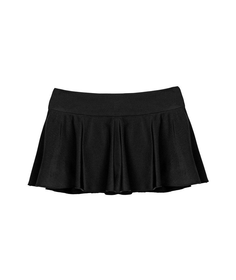Fashion Womens Sexy Clubwear Miniskirts Stretchy Active Mini Shorts with Inner Shorts Covered lightweight Skirts for Perform...