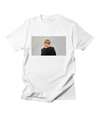 Unisex Kawaii Streetwear Tshirt Korean Style Tee Shirt Funny Print Summer Plus Size Tshirt White Women Clothing Dropshipping...