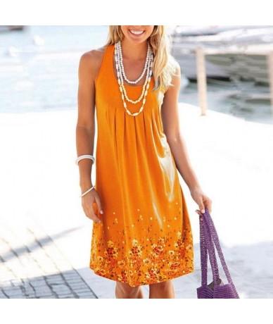 Summer women fashion dress 2019 new hot sale sexy dress women fashion sleeveless ladies beach dress breathable female sundre...