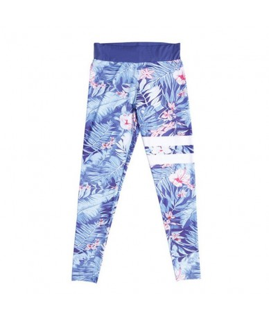 Spandex Sportwear Leggins Mujer High Waist Push Up Fitness Skinny Running Pants Elastic Workout Sports Leggings Trousers Wom...