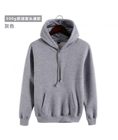 Women Fleece Hooded Sweatshirt Harajuku Fashionable Solid Color Pullover Hoodies Womens with Hood Autumn Winter Men Clothing...