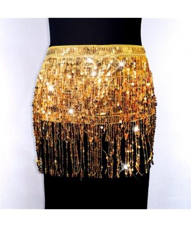 Summer Tassel Fringe Sequin Women Skirt Summer Style Beach Short Mini Skirt Female Sexy Party High Waist Bandage Skirt Botto...