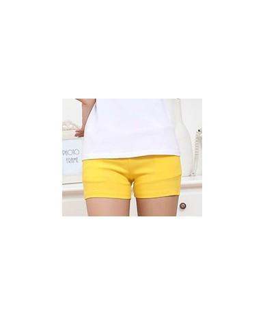 2018 New Summer hot Fashion New Women Shorts High Waist Casual candy color Shorts Black White Women Short Pants Ladies Short...