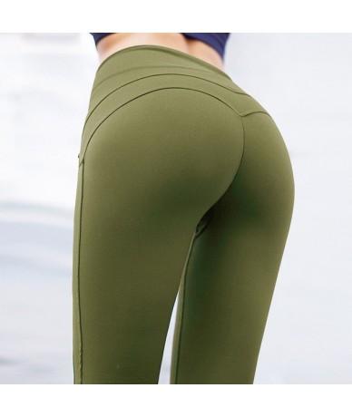 Women Fashion Workout Leggings Patchwork Push Up Fitness Leggings Female Sexy Femme ELastic Body Sculpting Plus Size 2019 - ...