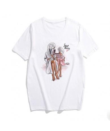 Super Mom Female T Shirt Summer Women 2019 Mom of Boys Cute Korean Style Shirt Streetwear White Casual Vogue T-Shirts - QWT9...