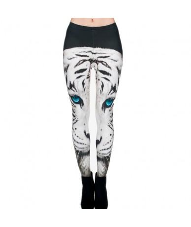 Fashion leggins mujer With Multicolor Pattern 3D Printing legging fitness feminina leggins Woman Pants workout leggings - lg...