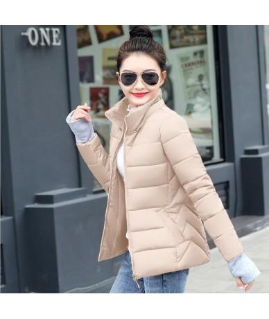 Plus size S-5XL Women Down Jacket New 2019 Winter Jacket Women Thick Snow Wear Winter Coat Lady Clothing Female Jackets Park...
