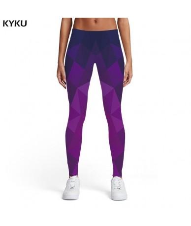 Psychedelic Leggings Women Pattern Ladies Colorful Sport Art Elastic Vintage Spandex Womens Leggings Pants Fitness - Ladies ...