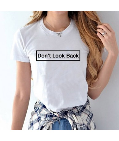 CUTE BUT PSYCHO Harajuku T Shirt Women Black Chiffon Short Sleeve Casual Shirts Tunic Tops Camisetas Mujer T-Shirt - 6 - 463...