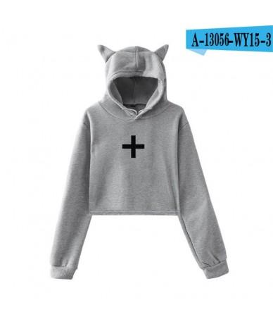 TXT Tomorrow X Together Cat Ear Hoodies Women Fashion Long Sleeve Hooded Sweatshirts 2019 Hot Sale Kpop Casual Sexy Hoodies ...