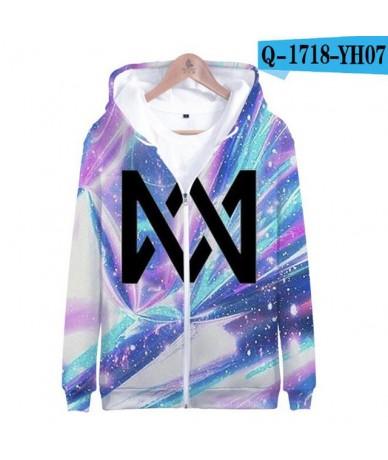 Moletom Marcus and Martinus 3D Print Women/Men Hoodies Sweatshirts Hip Hop Long Sleeve Hooded Zipper Jacket Coat Kawaii Clot...