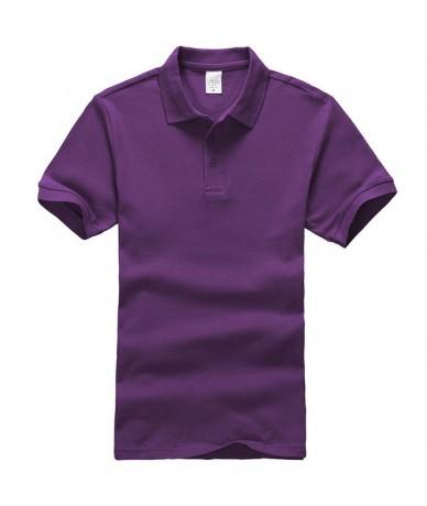 Women Men Unisex Cotton Plain Solid Black Blue Navy Red Polo Shirt Ladies Short Sleeve No Printing Polo Shirt S-3XL Shirts T...