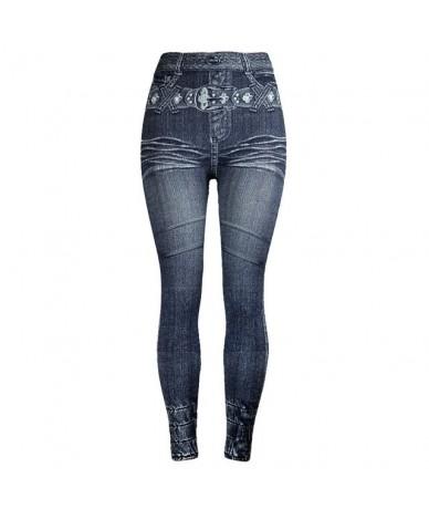 New Design Jeggings Jeans For Women Stretchy Push Up High Waist Slim Pencil Pants Breathable Streetwear Plus Size Leggins - ...