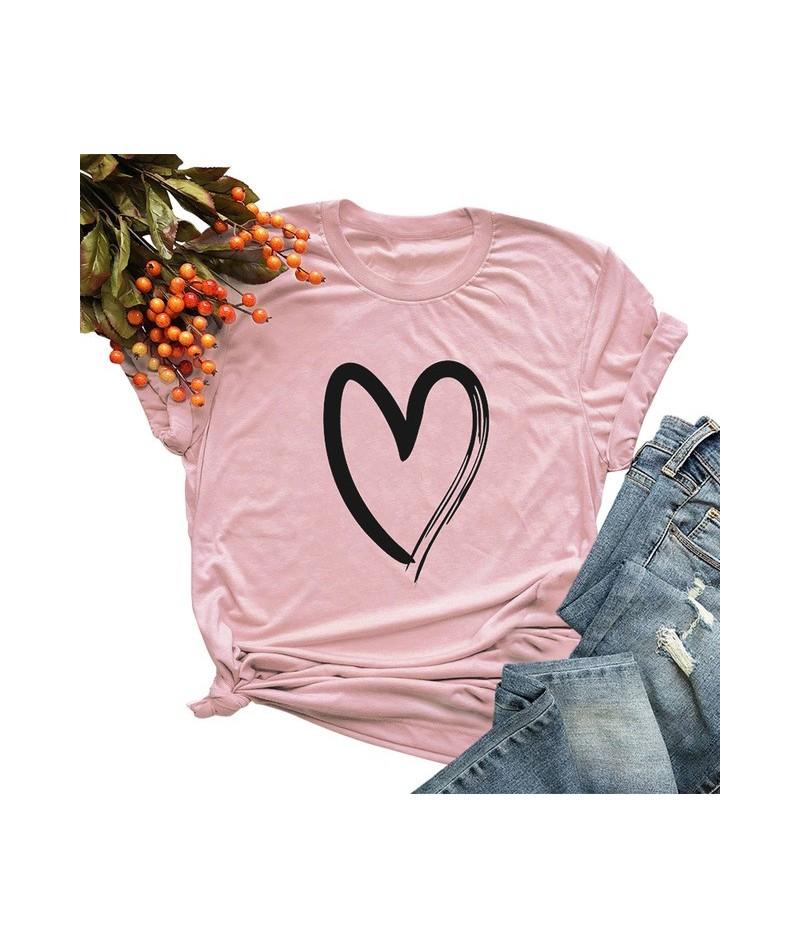 5XL Plus Size Cotton T-Shirt Women Slogan T shirt Short Sleeves O Neck Letters Print Cool Tees Casual Tops Funny tshirt tuni...