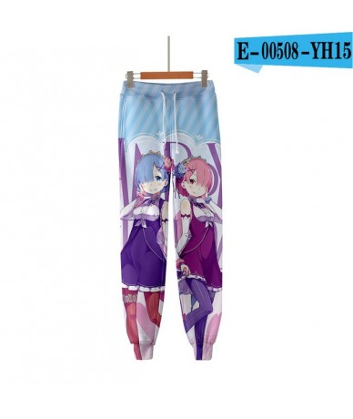 3D Print Pants A Re's Different World Life From Scratch Casual New Style Pants Harajuku Anime Cartoo Cool Kpops Wrapped Pant...