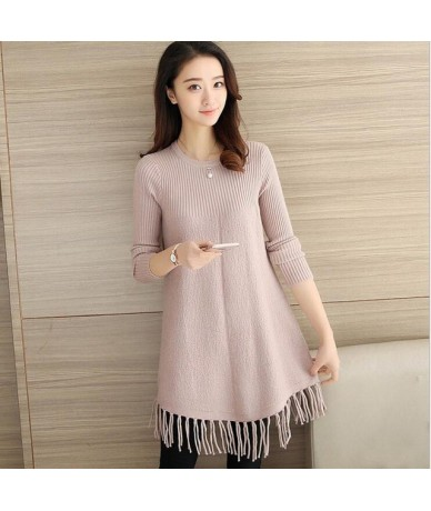 Women's sweaters for winter and pullovers Christmas Sweaters Pull Femme Loose Jumpers Mujer Oversized Sweater Korean Pull fe...
