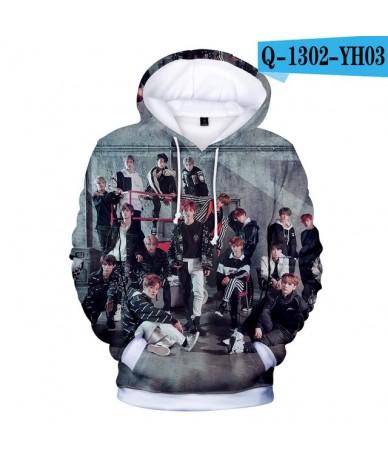 2018 harajuku NCT 3D cotton Hoodies sweatshirt women men Hooded Sweatshirts Pullovers Long Sleeve Outerwear HIT HOP clothes ...
