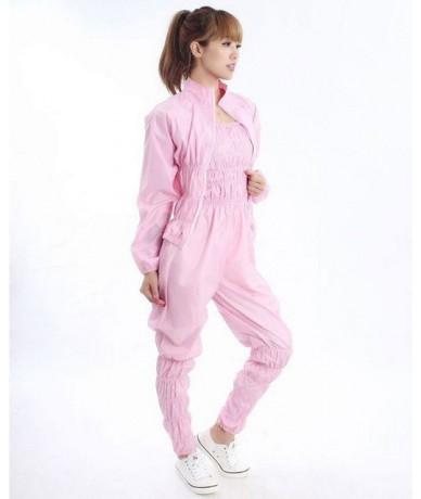 Women Aerobics Clothing Weight Loss Suit Slimming Pants Sauna Fitness Sauna Suit Women Sauna Pants Pant Shirt Set MLXL2XL3XL...