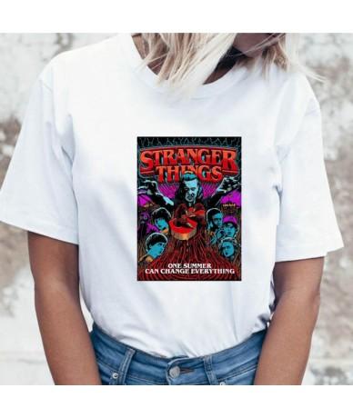 Stranger Things Season 3 T Shirt Women Funny Top Tee Eleven Dustin Shirts T-shirt 80s Graphic Female Ulzzang Tshirt TV Frien...