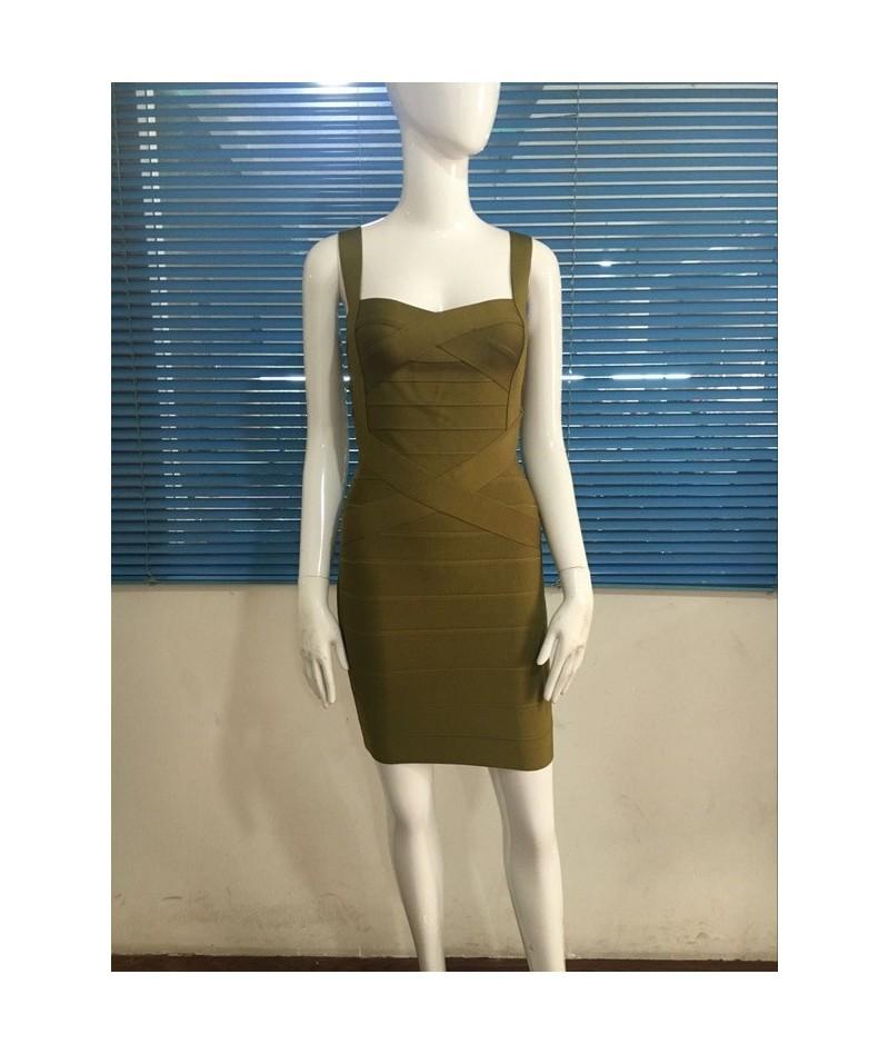 best sellers olive baby blue orange yellow green purple navy blue white black nude Bandage Dress Dress + suit - Pink - 4X382...