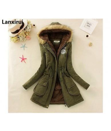 Plus size 5XL Wholesale Winter Coat Sweatshirt Hoodies Fur Hooded Outwear Women Clothing Cardigans Thick Coat Jacket C5410 -...