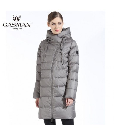 2019 Women Winter Jacket Long Winter Thick Coat For Women Hooded Down Parka Warm Female Clothes Winter Plus Size 5XL 6XL - 7...