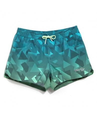 Brand Women Beach Board Shorts Casual Bottoms Fashion Plus Big Size Quick Drying Fitness Jogger Boxer Trunks Swimwear - H935...