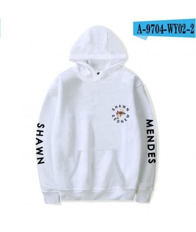 Autumn Hoodies Streetwear Print Shawn Mendes Hoodies Sweatshirts Men Women Long Sleeve Hoodies Harajuku Casual Coat - A9704-...