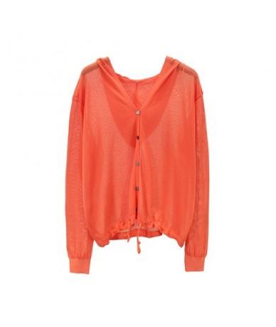 Cheap wholesale 2018 new summer Hot selling women's fashion casual lady beautiful nice Tops L94 - nacarat - 4G3901279441-3