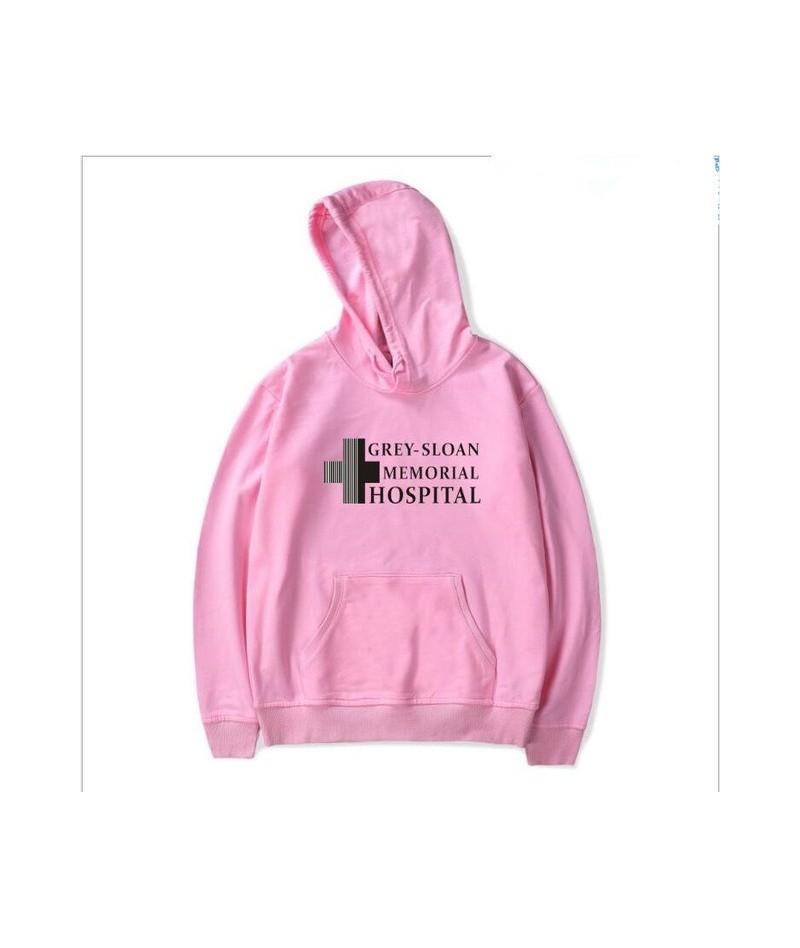 Sugarbaby Grey Sloan Memorial Hospital Hoodie Greys Anatomy Hoodie Long Sleeve Fashion Casual Tops High quality Tumblr Jumpe...