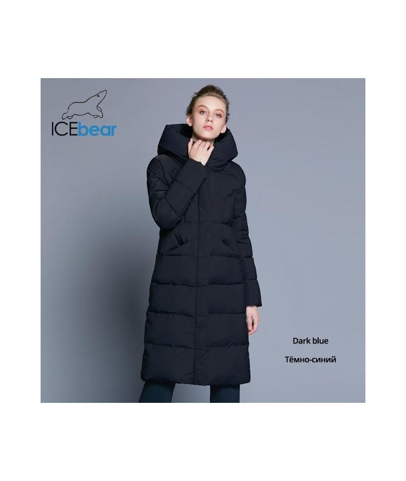 2019 new high quality women's winter jacket simple cuff design windproof warm female coats fashion brand parka GWD18150 - G4...