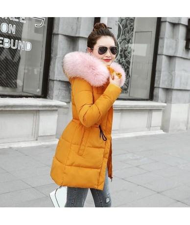 Winter jacket women 2019 New warm Autumn Fashion Women coat thick hoody winter coat slim women parka warm womens Down jacket...