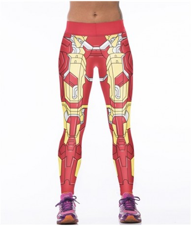 2019 Fashion Cheshire Cat 3D Digital Print Leggins Spandex Gymnasium Fitness Leggings Skinny Elastic Waist Casual Comic Legg...