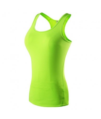 Elegant 2019 Women Summer Stretch Elastic Patchwork Quick Dry Tank Tops Breathable Slim Muscle Vest Tees Bodybuilding Single...