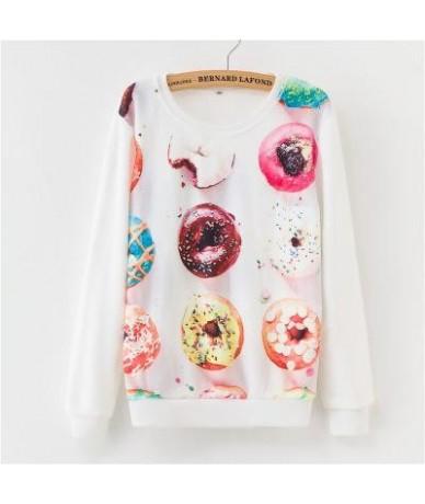 Women Dreamcatcher Sweater Autumn Winter Sweater Cartoon Kawaii Pink Unicorn Print Fleece Loose Cotton Women Panda Sweater -...