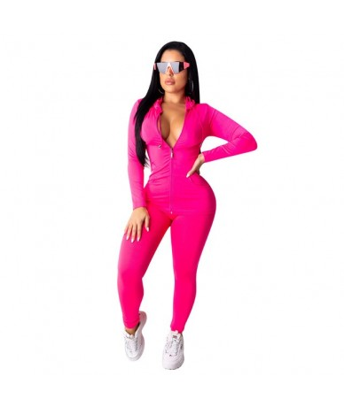 Hooded Jackets 2 Piece Set Women Clothes Autumn Winter Top And Sporting Pants Sweat Suit Two Piece Vocation Outfit Matching ...