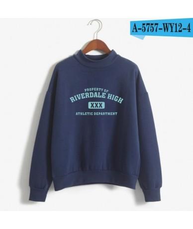 KPOP Riverdale Women/men Hoodies Sweatshirts Fashion Hooded Long Sleeve Sweatshirt Casual Clothing south side serpents custo...