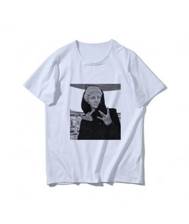 Harajuku Fun David Michelangelo Statue Print Summer New Fashion Women's Casual T-Shirt - 670 - 4F4165631382-16