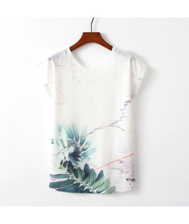 Summer Novelty Women T Shirt Harajuku Kawaii Cute Style Cartoon Cat Print T-shirt Short Sleeve O-neck Tops Size M L XL - TP1...
