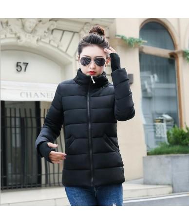 2019 New style Winter Jacket Women Coats Fashion Long sleeve Female Parkas Thick Cotton Padded Lining Winter Coat Ladies S-5...