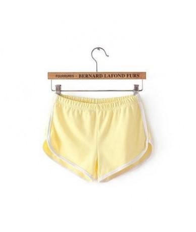 Fashion Stretch Waist Casual Shorts Woman 2018 High Waist Black White Shorts Harajuku Beach Sexy Short Women'S Clothing - 4 ...