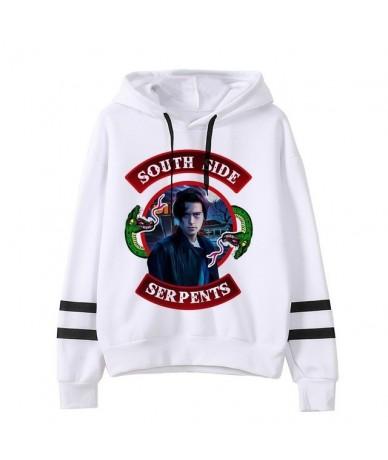 2019 Women sexy Lovely crop top hoodies RIVERDALE Southside Serpent Print harajuku hot sale casual hoodies sweatshirts plus ...