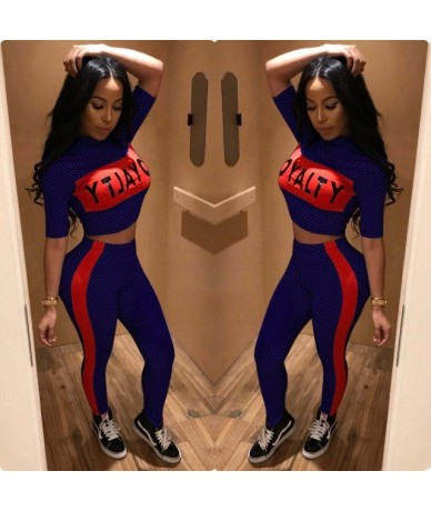 Pink two peice set tracksuits for women sportsuit co-ord pant and top track suits outfit 2019 plus size stirped summer cloth...