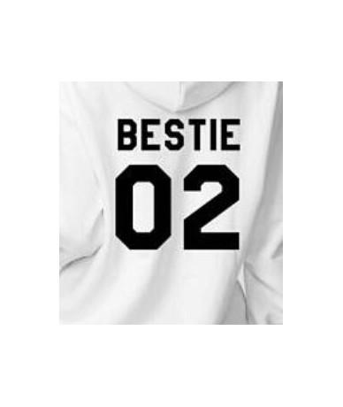 Sugarbaby Bestie 01 Bestie 02 Hoodies Bff Gift Women Fashion Hoodie Best Friend Hoodies Bestie Gift High quality Tops - Best...