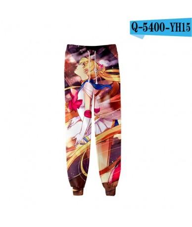 Kpop Sailor moon 3D joggers pants women Wrapped Pants Print trousers women Sweatpants Jogger Kpops Pants New Clothes plus si...