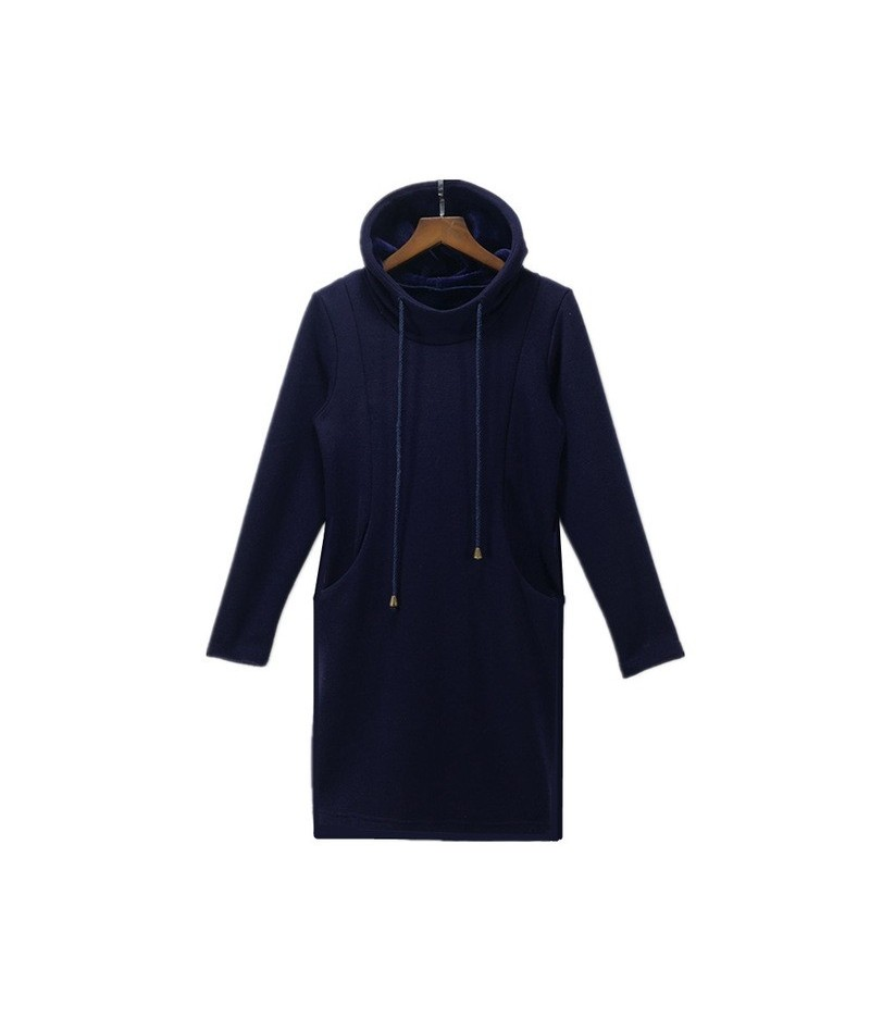 Plus size XS- 5XL 6XL Autumn Women Lady Cotton Hooded Jacket Thicken Velvet Long sleeve winter Sweatshirt Korean Style Hoodi...