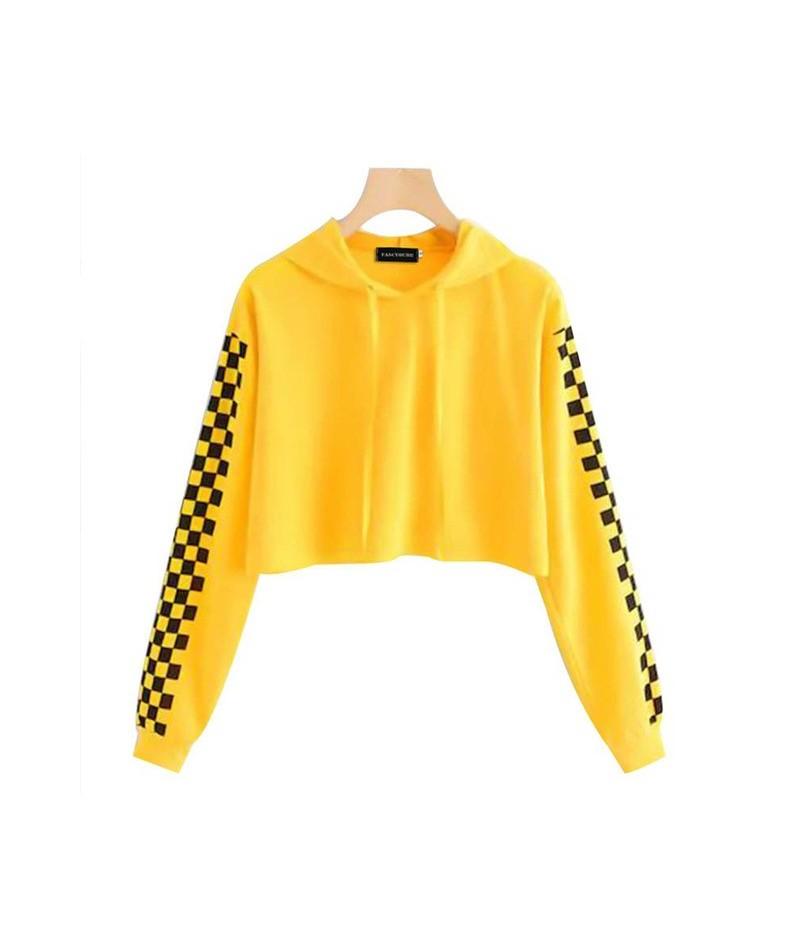2019 new women's sweatshirt ladies casual print hip hop long-sleeved hooded sweatshirt fashion elegant street autumn pullove...
