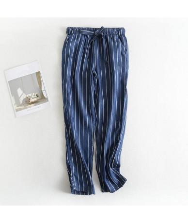Summer Pants Thin Denim Trousers Women Lace Up Elastic Waist Casual Jeans Harem Pants Plus Size Loose Pants Pantalon Femme C...