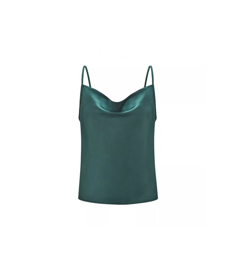 Women Sexy Casual Summer Top Elegant Plain Basic Chiffon Tank Ladies T-Shirt Loose Tee Sleeveless Vest Dames debardeur femme...